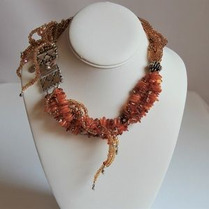 Jewelry - Gorgeous One-of-a-Kind Sterling Silver Necklace
